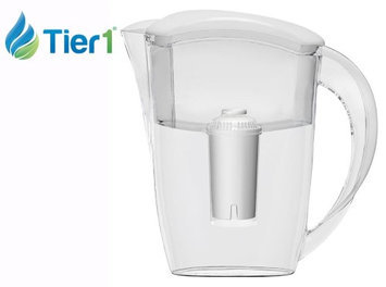 Water Filter Pitcher PWF-1000 by Tier1