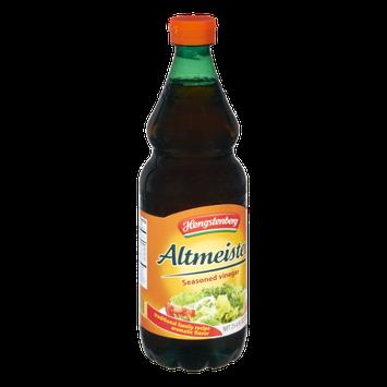Hengstenberg Altmeister Seasoned Vinegar