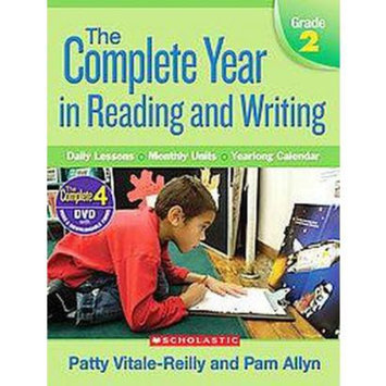 Complete Year in Reading and Writing, Grade 2 (Mixed media product)