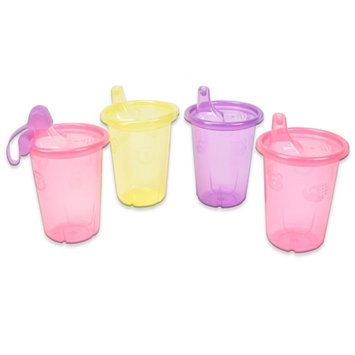 The First Years Take & Toss Spill Proof Cups 10 oz