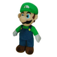 Goldie International Inc Luigi Plush 6 - inch