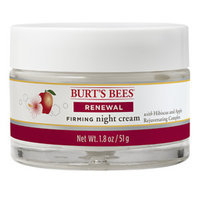Burt's Bees Renewal Night Cream, 1.8 oz