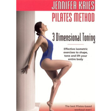 Koch Entertainment Jennifer Kries' Pilates Method: 3 Dimensional Toning
