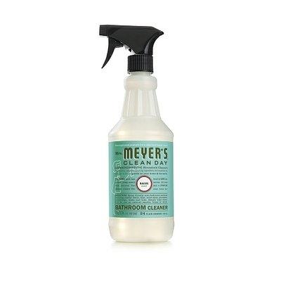 Mrs. Meyer's Clean Day Bathroom Cleaner Spray Basil