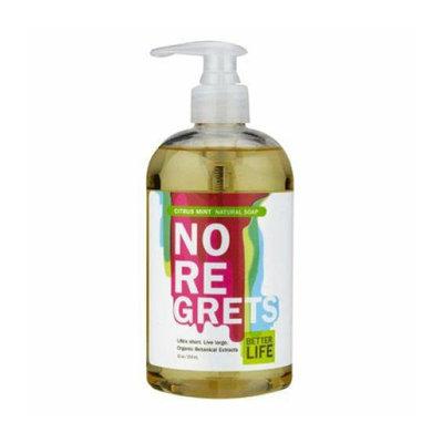 Better Life No Regret Soap Citrus Mint 12 fl oz