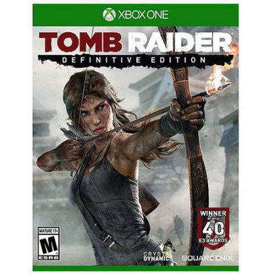 Square Enix Pre-Owned Tomb Raider Definitive Edition for Xbox One