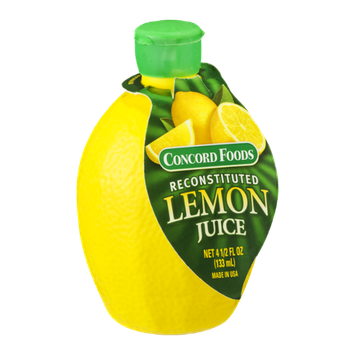 Concord Foods Reconstituted Lemon Juice