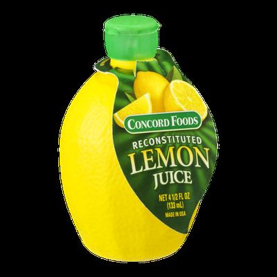 Concord Foods Reconstituted Lemon Juice