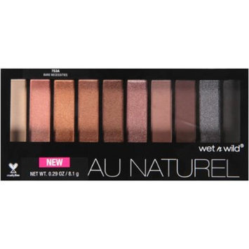 Wet n Wild Au Naturel Eye Shadow Bare Necessities