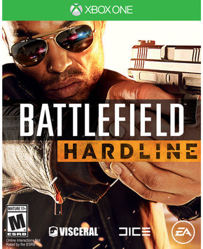 Electronic Arts Battlefield Hardline for Xbox One