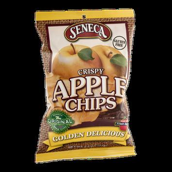 Seneca Crispy Apple Chips Golden Delicious