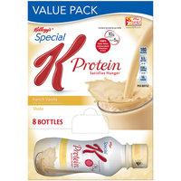 Kellogg Company Protein Shake French Vanilla, Value Pack 8 Bottles, 80 fl oz