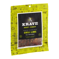 Krave Beef Jerky Chili Lime