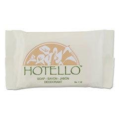 HOTELLO 300150 Bar Soap, #1 1/2, Fresh, PK500