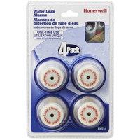 Honeywell RWD14/A Water Leak Alarm 4 Pack