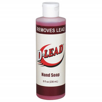 D-LEAD 4222ES-8 Hand Soap, Bottle, Honey Almond