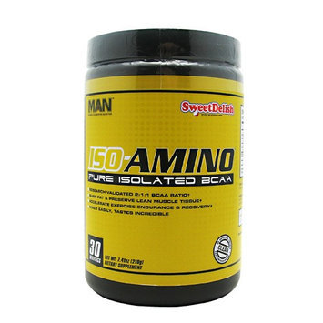 MAN Sports Iso-Amino SweetDelish - 30 Servings