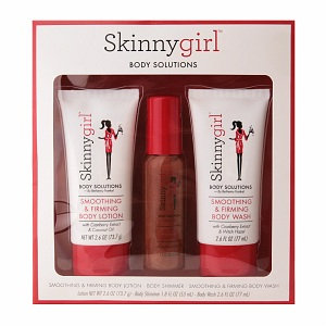 Skinnygirl Face and Body Solutions Kit