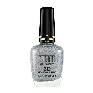 Milani Specialty Nail Lacquer 3D Holographic