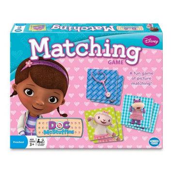 Wonder Forge Disney Girls Matching Games - Doc McStuffins