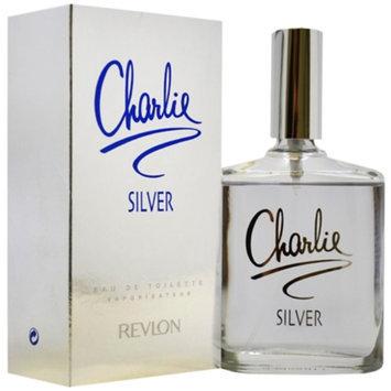 Charlie Silver EDT Spray
