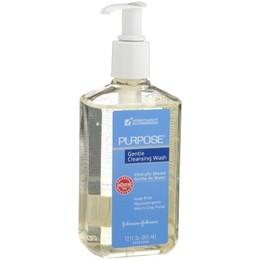 Johnson and Johnson Purpose: Gentle Cleansing Wash