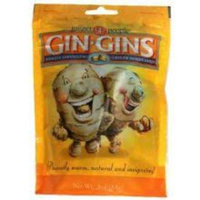 Ginger People,gin-gins Candy Individual Wrapped, Size: 1 Lb (Pack of 11)