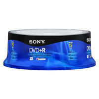 Sony DVD+R Digital Video Disc Recordable