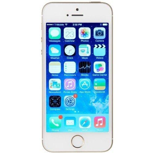 Apple iPhone 5s Unlocked Cellphone, 64GB, Gold [Gold, 64 GB]