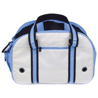 PAW Soft Sided Nylon Pet Carrier, Great for Small Pets