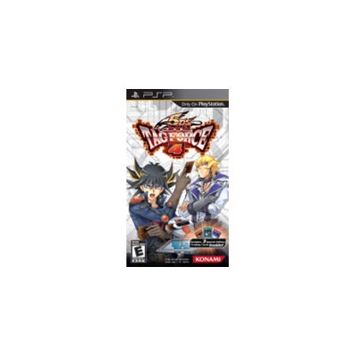 Konami Yu-Gi-Oh! 5D's Tag Force 4