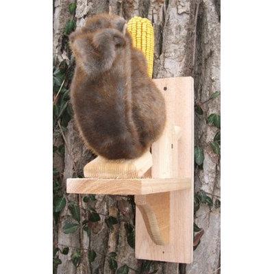 Songbird Essentials SEWF2023 See Saw Squirrel Corn Feeder