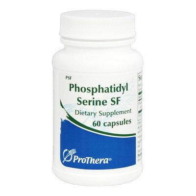 ProThera, Phosphatidyl Serine SF 60 caps