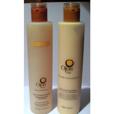 Ojon Hair Shine & Protect Shampoo and Conditioner