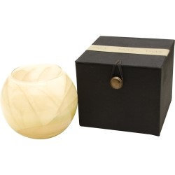 Ivory Candle Globe Women The Inside Of This In Polished Globe Is