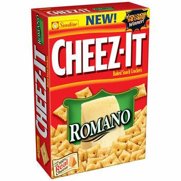 Sunshine Cheez-It Romano Baked Snack Crackers
