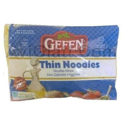 Gefen Noodles Thin Noodles Gluten Free -- 9 oz