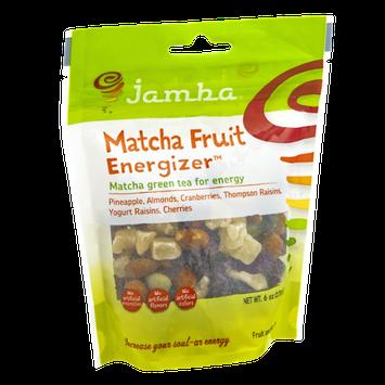 Jamba Matcha Fruit Energizer Fruit and Nut Mix