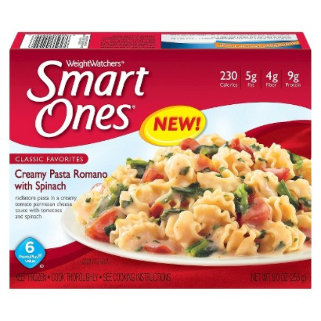 Smart Ones Creamy Pasta Romano 9 oz