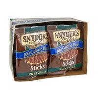 Snyder's-Of-Hanover 100 Calorie Pack Pretzel Sticks