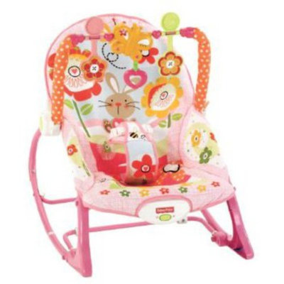 Fisher-Price Infant-to-Toddler Rocker - Girl