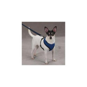 Petedge ZA888 24 17 Casual Canine Mesh Harness Xlg Black