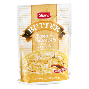 Giant Butter Pasta & Sauce Mix