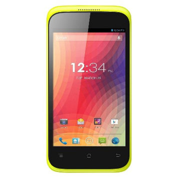 Blu Products Blu Star 4.0 S410a Unlocked Cell Phone for GSM Compatible - Yellow