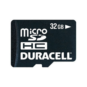 Duracell MicroSD 2 in 1 Mobile Kit with Adapter 32GB