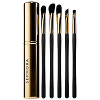 SEPHORA COLLECTION Gold Star Eye Brush Set