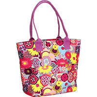 J World New York Lola Insulated Lunch Tote Heart Factory - J World New York Travel Coolers