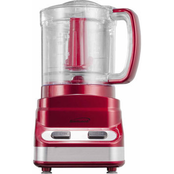 Brentwood Food Processor Red