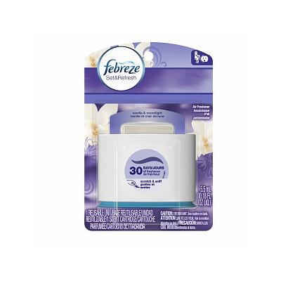 Febreze Set & Refresh Air Freshener Starter Kit