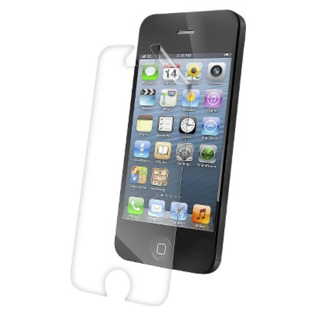 ZAGG Cell Phone Screen Protector for iPhone 5 - Clear (HDIPHONE5S)